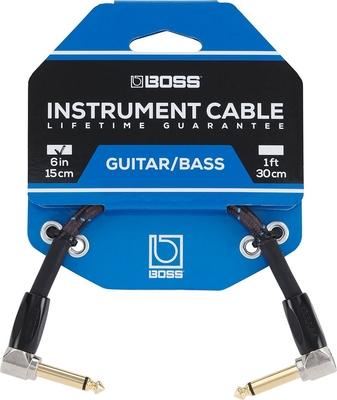 Boss BIC-PC 6» / 15 cm Instr. câble A/A