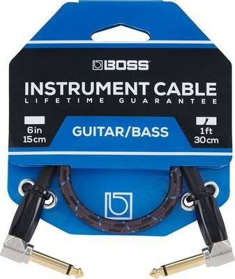 Boss BIC-1AA 1ft / 30 cm Instr. câble A