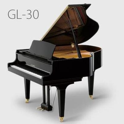 Kawai GL-30 Noir poli-brillant, 166 cm