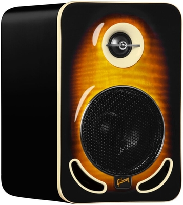 Gibson Les Paul 8 Reference Monitor Tobacco Burst