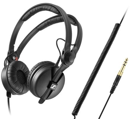 Sennheiser HD25 PLUS casque Pro version 2 câbles