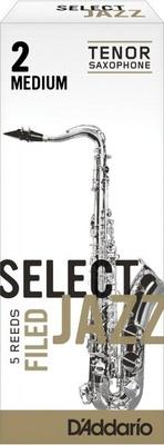 Rico Jazz Sax Ténor 2M Boîte De