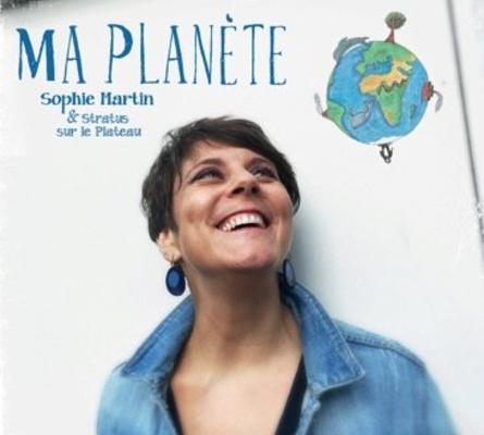 Ma Planète de Sophie Martin & Stratus sur le Plateau / Partition /  / BMB