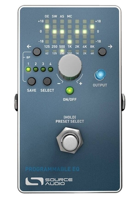 Source Audio Toolblox Programmable EQ