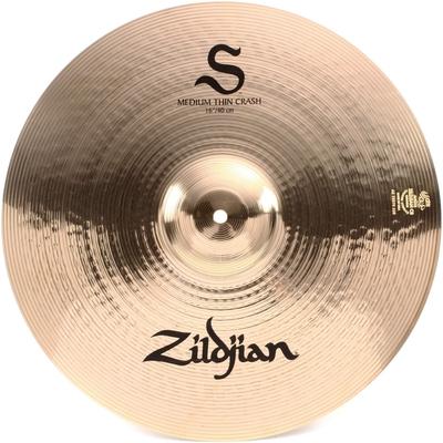 Zildjian S Crash Medium Thin 16»