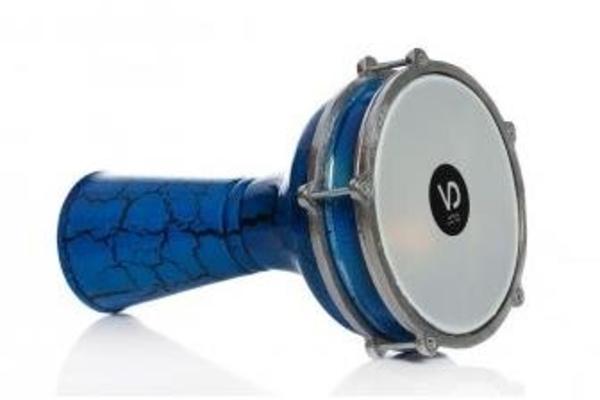 Vatan Darbuka Alu Color Blue 4 185 cm