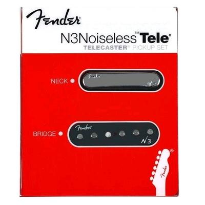 Fender Telecaster Pickups Set N3 Noiseless Tele – Set (2 pieces)