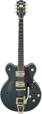 Gretsch G6609TG Player Edition Broadkaster Cadillac Green