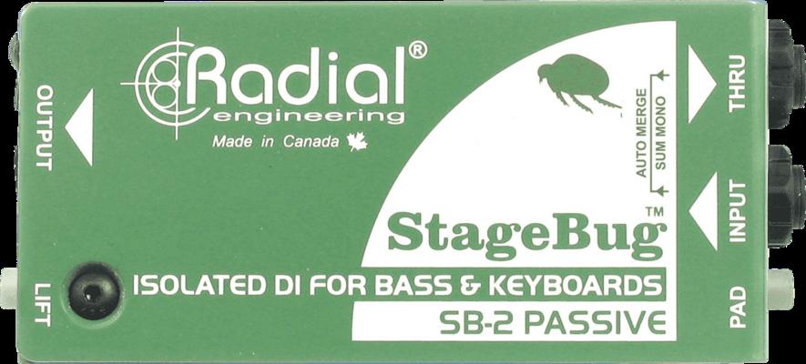Radial SB-2 compact passive DI