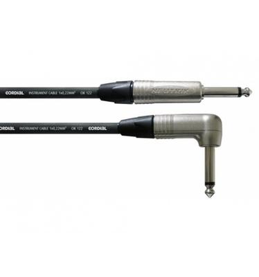 Cordial CXI 3 PR câble instrument 3m