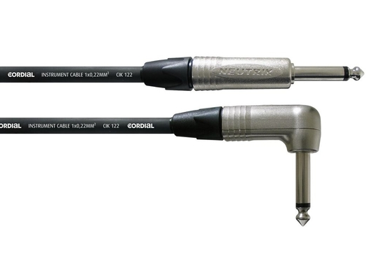 Cordial CXI 6 PR câble instrument 6m