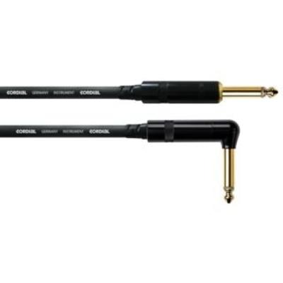Cordial CCI 3 PR câble instrument 3m noir