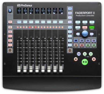 Presonus FaderPort 8 Surface de contrôle 8 canaux pour DAW