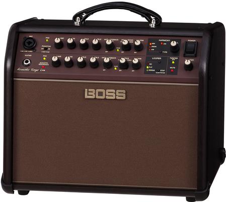 Boss ACS-LIVE – Acoustic Singer Live Amp