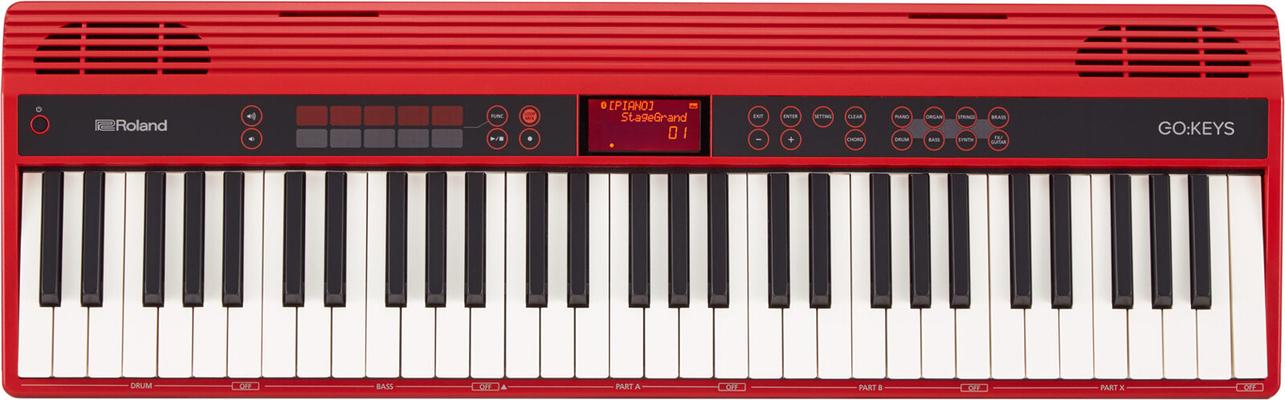 Roland GO-61K – Portable Keyboard avec Speakers