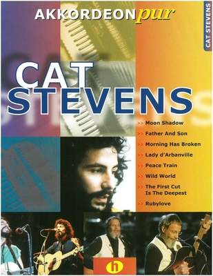 Cat Stevens -Akkordeon Pur /  / Holzschuh