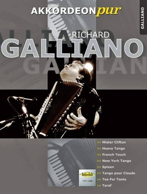 Galliano – Akkordeon Pur /  / Holzschuh