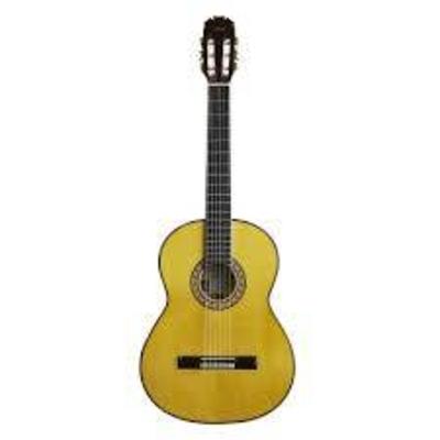 Esteve Guitare Flamenco épicéa / sicamore