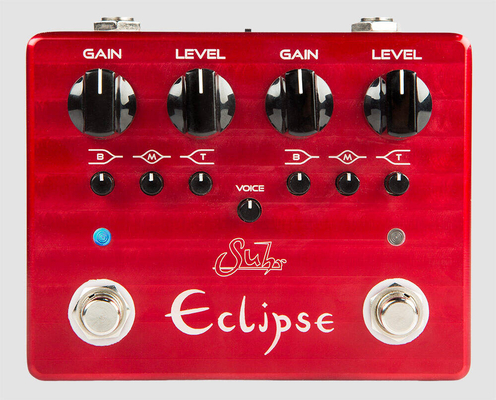 Suhr Guitars Eclipse Dual-Channel Overdrive/Distortion Pedal