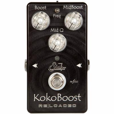 Suhr Guitars Koko Boost ReLoaded Pedal