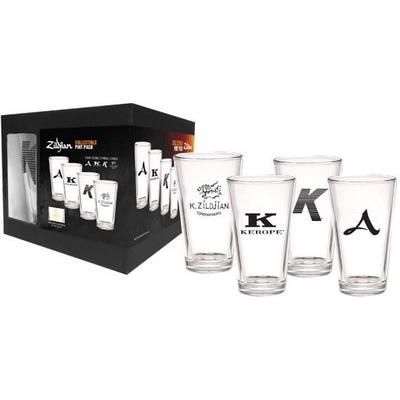 Zildjian Collection de verres à pinte