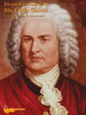 6 suites J.S. Bach pour guitare BWV 1007-1012Facsimile / Johann Sebastian Bach / Chanterelle