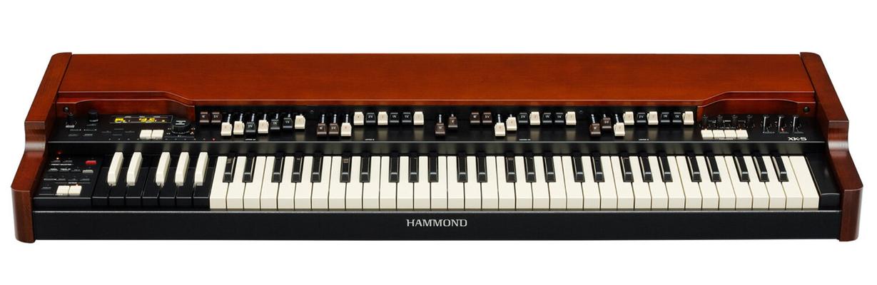 Hammond XK 5 clavier supérieur