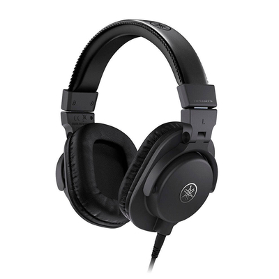 Yamaha ProAudio HPH-MT5 Noir Headphones