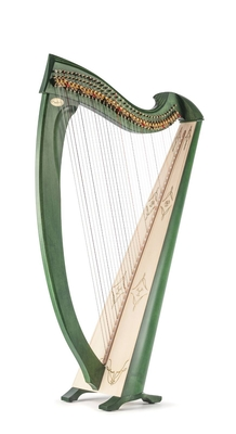 Salvi Una Deluxe green Silkgut/CopperSG.