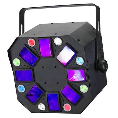 Contest OCTODANGLE Effet d'animation à LEDs RGBWA + Flashs RGBWUV