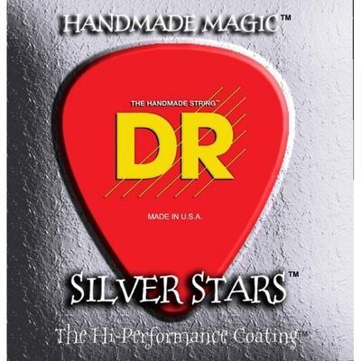 DR Strings 10/52 – Silver Stars Big Heavy