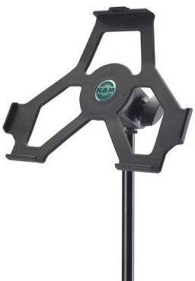 K & M 197/12 Support Ipad 2 pour stand Omega