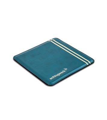 Schlagwerk Percussion SP30TBL Cajon Pad »Retro» teal blue