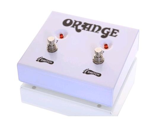 Orange FS-2 – Pédale sélecteur 2 canaux