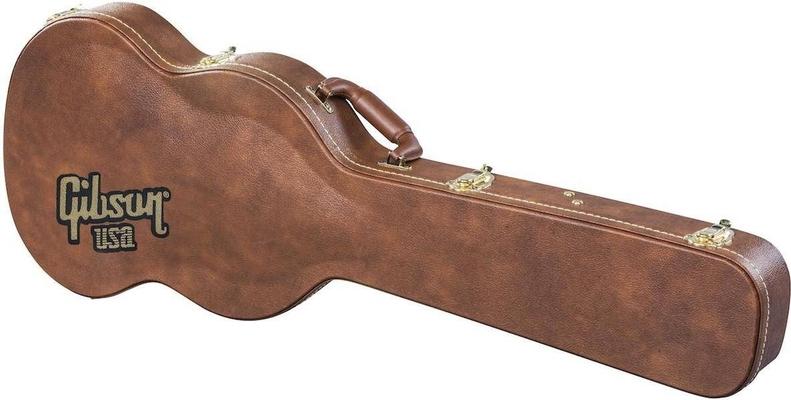 Gibson SG Case Historic Brown
