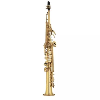 Yamaha Winds YSS-475II Soprano Droit