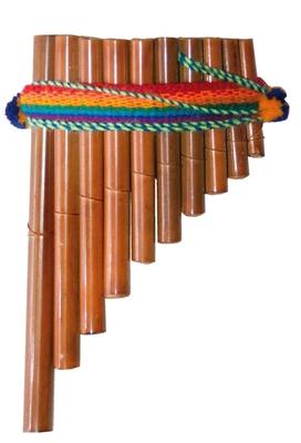 Terre Flûtes De Pan 10 Tubes 38640220