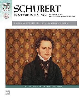 Fantasie en F minor, Op. 103 Alfred Masterwork Edition piano 4 mains de F. Schubert /  / Alfred Publishing
