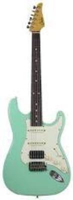 Suhr Guitars Classic S Antique Surf Green