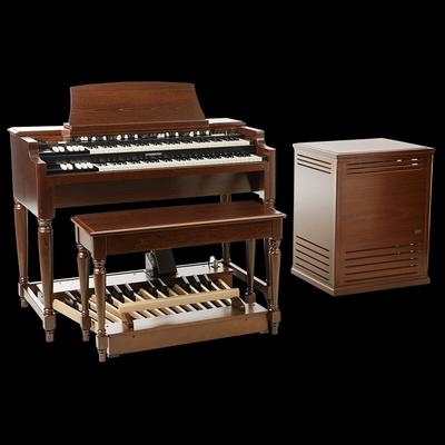 Hammond Le nouvel orgue Hammond avec sa Cabine Leslie
