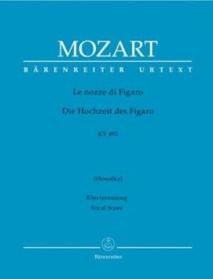 Le Nozze die Figaro KV492 / Mozart Wolfgang Amadeus / Bärenreiter