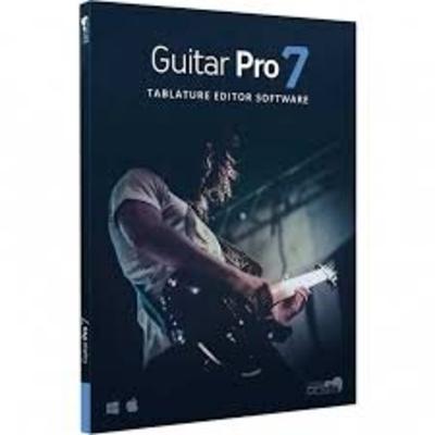 Arobas Music Guitar Pro 7 diteur De Tablatures