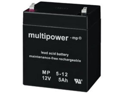Audiophony Batterie 12V 5AH
