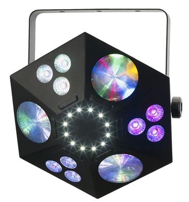 Contest TRIPTIC Effet d'animation Wash, Beam et Flash avec télécommande infrarouge