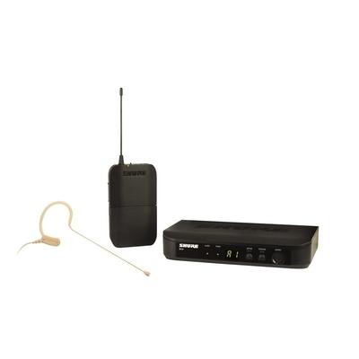 Shure BLX14E/MX53-M17 SM Wireless Analog, MX153