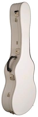 Esteve Coffre Pour Guitare Classique Ultralite Blanc