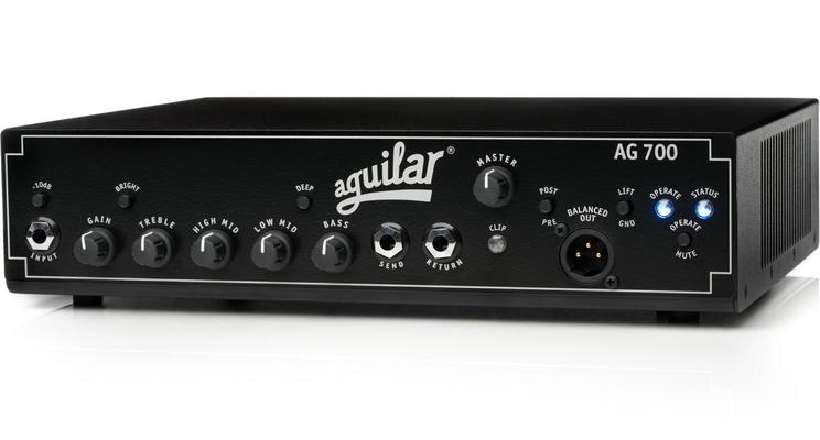 Aguilar AG700 un canaux 700W noir