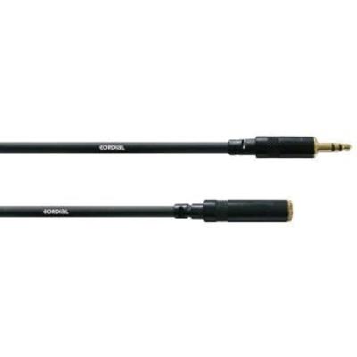 Cordial CFS 5 WY MiniJack stereo mâle  MiniJack stereo Femelle, 5m