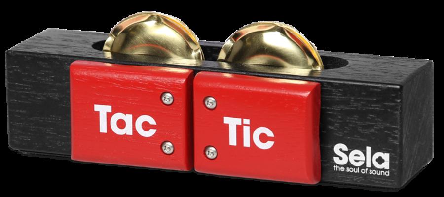 SELA Tic-Tac 3 en 1 Multiple Pour Percussion