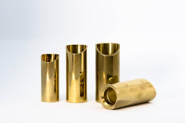 The Rock Slide Polished Brass Extra Large (TRS-XLB)